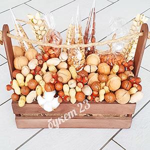 Съедобные букеты из продуктов в Краснодаре